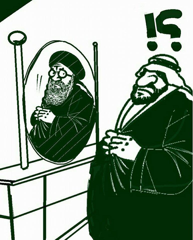 إيران و السعودية وجهان لعملة واحدة