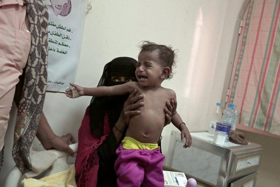 أمهات اليمن .. حزن ومعاناة