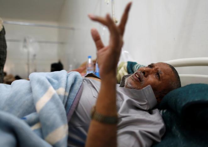 الكوليرا تجتاح صنعاء