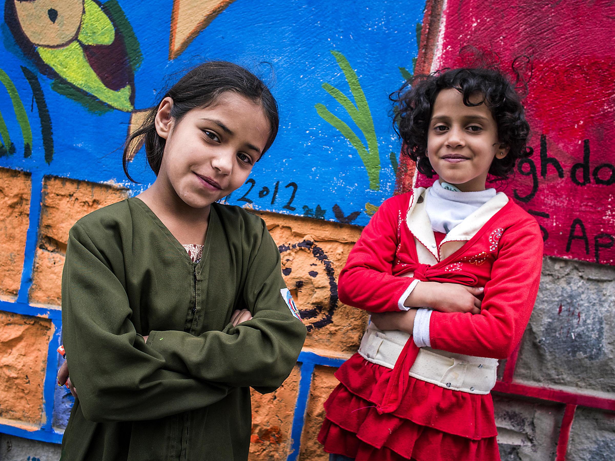 شاهد أبرز ثمان صور للصحفي الأمريكي لوك سومرز أثناء تواجده في اليمن
