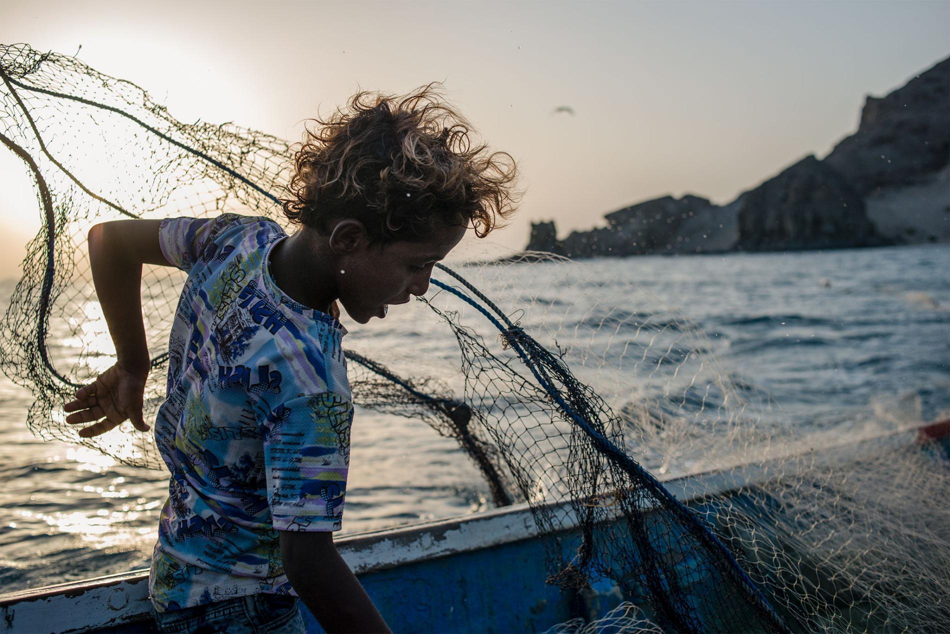 صور لـ لناشيونال جيوغرافيك من ثلاث محافظات يمنية