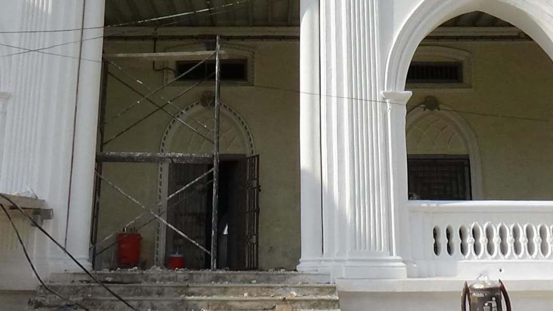 ترميم متحف المكلا