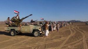 مقتل 63 من مليشيات الحوثي في مأرب