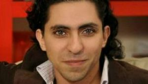 منح المدون السعودي السجين رائف بدوي جائزة بن بينتر لحرية التعبير