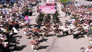 تعز تحتفي بذكرى 14 أكتوبر والتحالف يواصل استهداف الميليشيات