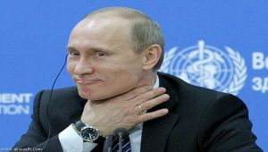 بوتين: أنا حمامة سلام بجناحين حديد