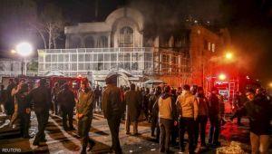 احتدام الجدّل بين المثقفين الإيرانيين واتهامات لـلحرس الثوري باقتحام السفارة السعودية (ترجمة خاصة)