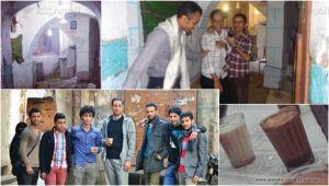سمسرة وردة .. مقهى يمني عمره 220 عاما