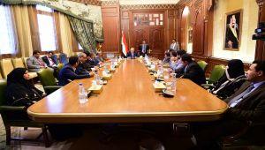 الرئيس هادي : الاشتراكي شريك فاعل في صناعة أبرز المحطات الوطنية