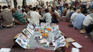 منظمة إعلامية تطالب بسرعة تشكيل لجنة لزيارة الصحفيين المختطفين المضربين عن الطعام منذ أكثر من شهر