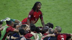 البرتغال تتوج بلقب أوروبا على أرض فرنسا لأول مرة في تاريخها