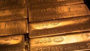 تراجع أسعار الذهب إلى أدنى مستوى له منذ أكثر من أسبوع