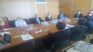 اليمن تشارك في الاجتماع العاشر المعني باسترداد الموجودات بالنمسا