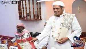 الإفراج عن الشيخ عبدالله اليزيدي في حضرموت بعد اعتقاله لأكثر من سبعة أشهر