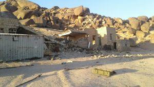 (الموقع بوست) يزور جبهة البقع في صعدة ويوثق أحداث المعركة هناك (صور + فيديو)