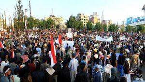 في تعز الشباب يؤكدون: ثورة فبراير مستمرة وإرادتنا لن تنكسر (استطلاع)