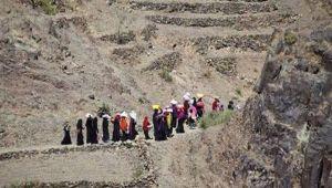 تبيشعة.. القرية اليمنية التي تركها الحوثيون بلا بشر