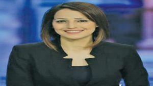 عربية تذيع الأخبار بالعبرية على شاشة اسرائيلية