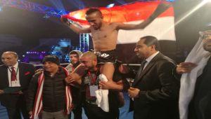 المطري يفوز ببطولة الملاكمة العربية للمحترفين في الأردن