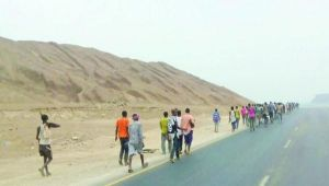 الأفارقة في اليمن.. ضحايا أم استرزاق؟ (تقرير)