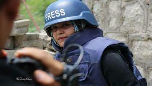 هديل اليماني: أهدي جائزتي للصحفيات اليمنيات