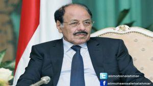 الأحمر يحذر من طمس الهوية العربية لليمن ويؤكد المضي نحو إنهاء الانقلاب (حوار)