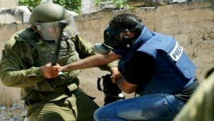 اتحاد الصحفيين العرب يُدين الجرائم الإسرائيلية ضد الصحفيين