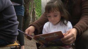 خلل بالعين يتسبب بعُسر القراءة عند الطلاب