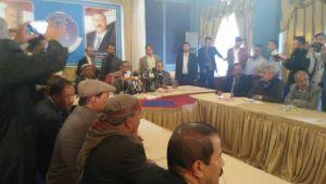 صنعاء .. المؤتمر يختار صادق أبو راس رئيسا للحزب خلفاً للراحل صالح