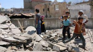 تقرير حقوقي: مقتل 929 مدنيا بتعز على يد مليشيا الحوثي والتحالف العربي خلال 2017