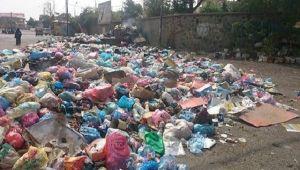 تراكم القمامة بتعز.. يزيد من حجم التلوث الذي يفتك بصحة المدنيين (تقرير)
