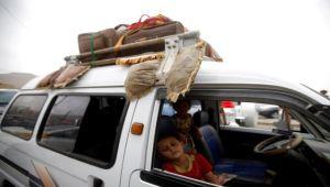 الحوثيون يمنعون النازحين من الحديدة من الوصول لعدن