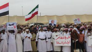 المهرة.. اعتصامات متواصلة تنديدا بالتواجد السعودي الإماراتي (فيديو خاص)
