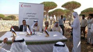 التحالف يمنع السياحة إلى سقطرى .. إيقاف ثلاثة سياح على متن طيران اليمنية