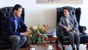 لقاءات مستمرة لمنظمات أممية مع الحوثيين في صنعاء