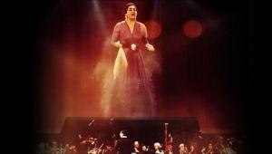 أم كلثوم تغني بالسعودية بعد 47 عاما من وفاتها