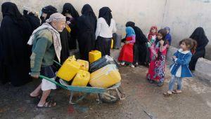 Cholera cases in Yemen a