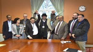 الخمسة الدائمون بمجلس الأمن يشيدون بمشاورات اليمن بالسويد
