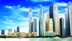 وسط هبوط حاد ...المستثمرون يهربون من أسهم شركات العقارات في دبي