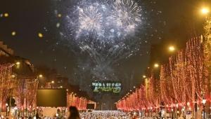 احتفالات ضخمة ومبهرة في العالم بالعام الجديد