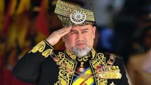 العاهل الماليزي يتخلى عن العرش