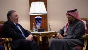 بومبيو من الدوحة: وحدة مجلس التعاون الخليجي مهمة في الفترة المقبلة