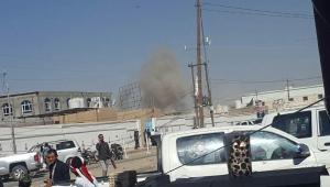 إصابة مواطن وطفل بقصف حوثي استهدف منطقة سكنية بمأرب