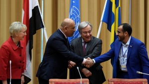 الحكومة ترفض اجتماعا في برلين حول اليمن جرى دون التنسيق معها