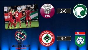 قطر تغرد خارج السرب بتفوّقها على السعودية وتتأهل في صدارة المجموعة