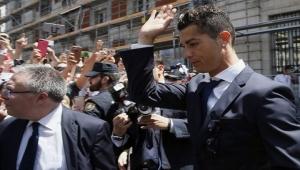 رونالدو يمثل أمام محكمة مدريد