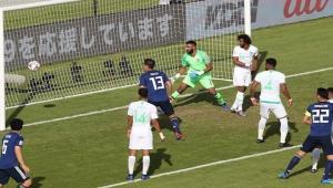 السعودية تودع كأس آسيا بسقوطها أمام الساموري الياباني