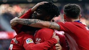 أتليتكو مدريد يواصل تضييق الخناق على برشلونة المتصدر