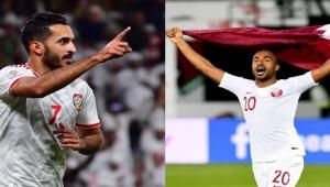 الإمارات-قطر.. من يمثل العرب في نهائي كأس آسيا؟