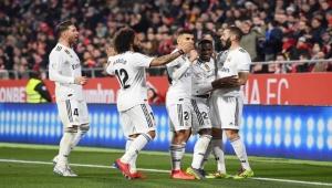 ريال مدريد إلى نصف نهائي كأس ملك إسبانيا بفوز مريح